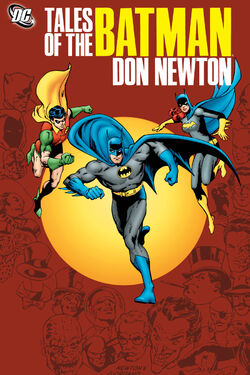 Cover for the Tales of the Batman: Don Newton Vol 1 Trade Paperback