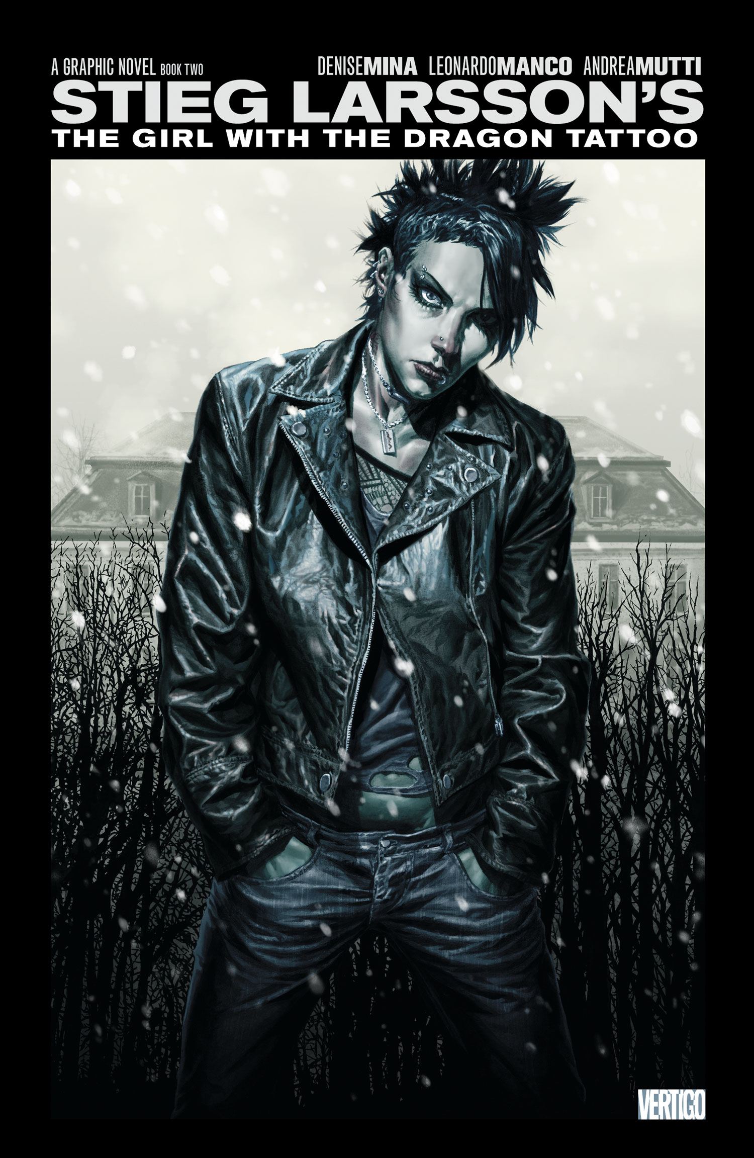 Image stieg larsson 39 s the girl with the dragon tattoo for Girl with dragon tattoo