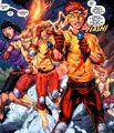 Kid Flash Bart Allen 0010