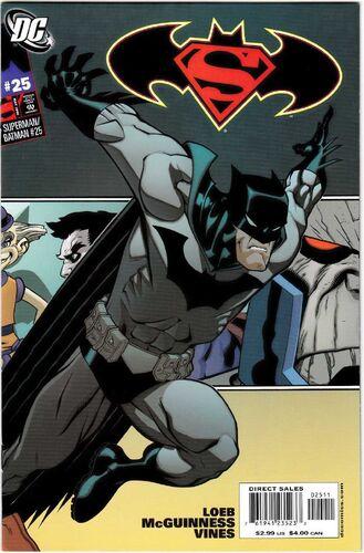 Batman Cover (right side)