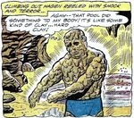 Hagen transforms into Clayface