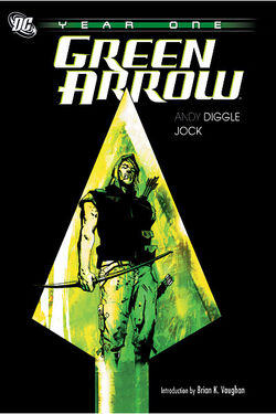 Cover for the Green Arrow: Year One Trade Paperback