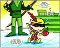 Green Arrow Tiny Titans 01