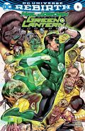 Hal Jordan and the Green Lantern Corps Vol 1 6