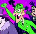 Riddler Teen Titans Go! 0001