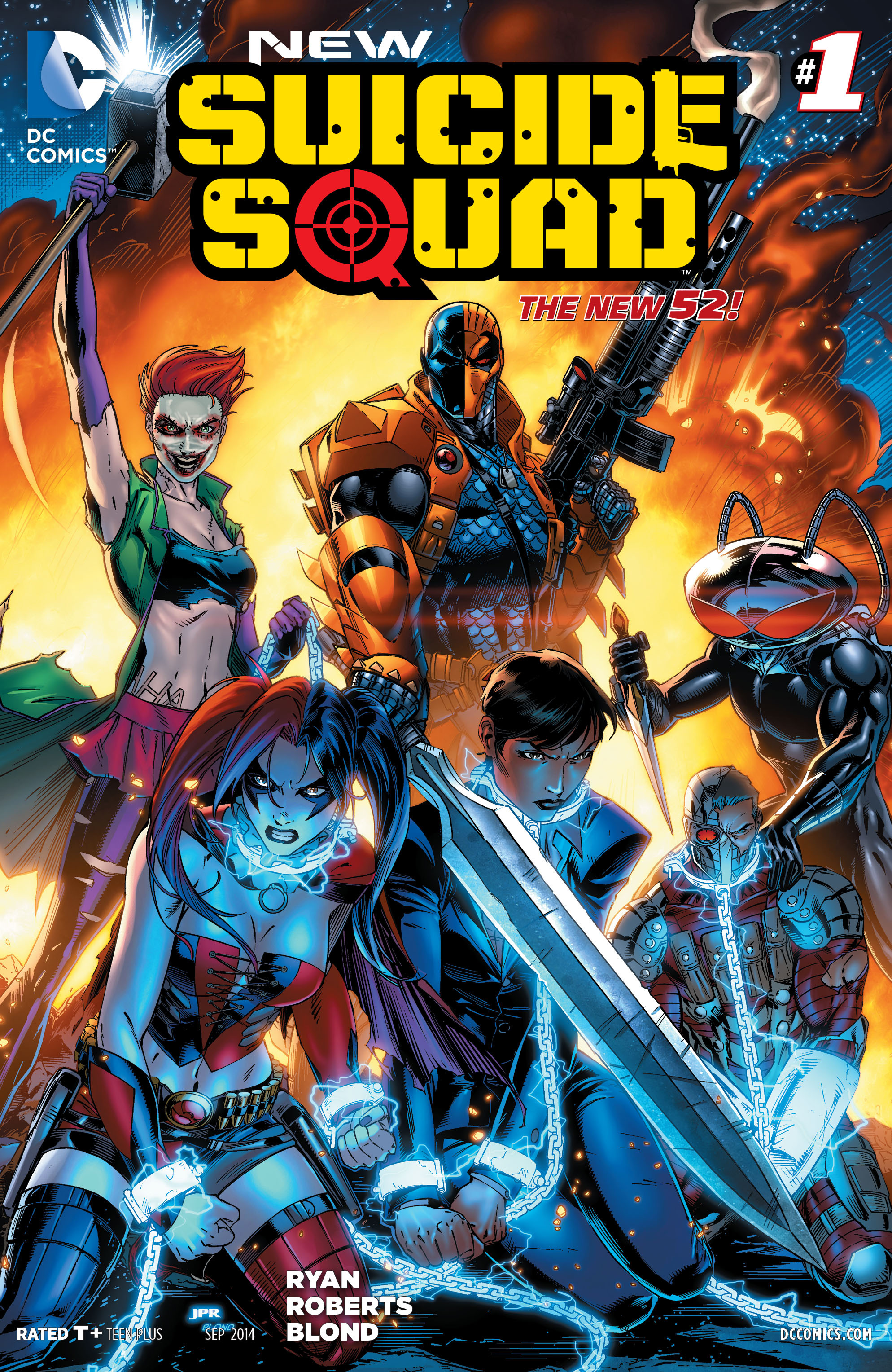 new suicide squadcovers dc database fandom powered by