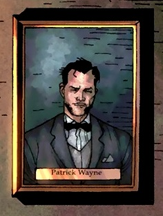 patrick wayne wife