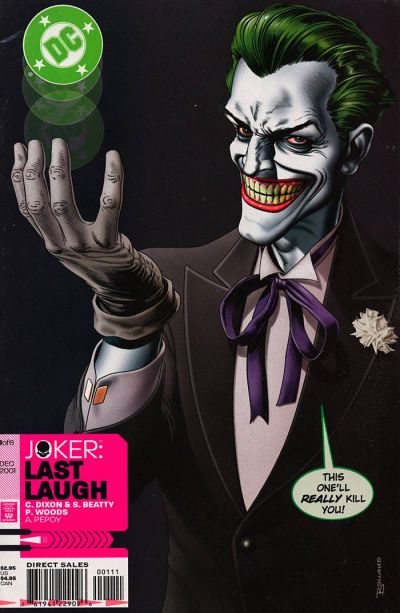 Joker: Last Laugh Vol 1 1 - DC Database - Fandom powered ...