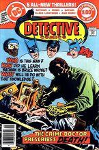 Detective Comics 494