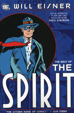 Cover for the The Best of the Spirit Trade Paperback