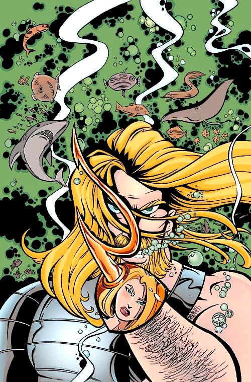 Aquaman DCAU 001