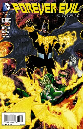 Variant A by [[Ethan Van Sciver]]