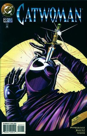 Cover for Catwoman #22 (1995)