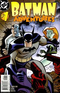 Batman Adventures Vol 2 1
