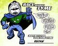 Doctor Tyme DC Super Friends 001