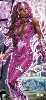 Fatality Star Sapphire (New Guardians)