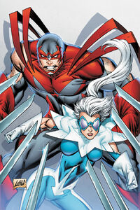Hawk and Dove Vol 5 8 Textless
