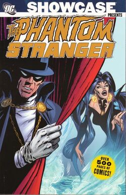 Cover for the Showcase Presents: Phantom Stranger Vol. 1 Trade Paperback
