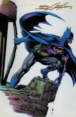 Cover for the Batman Illustrated by Neal Adams Vol 3 Trade Paperback