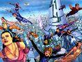 Superman New Krypton 1-11