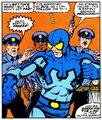 Blue Beetle Ted Kord 0089