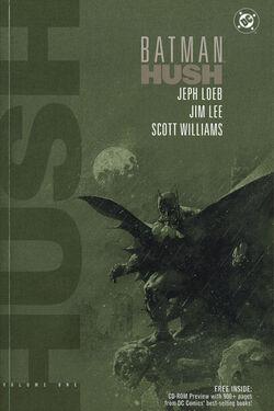 Cover for the Batman: Hush Vol 1 Trade Paperback