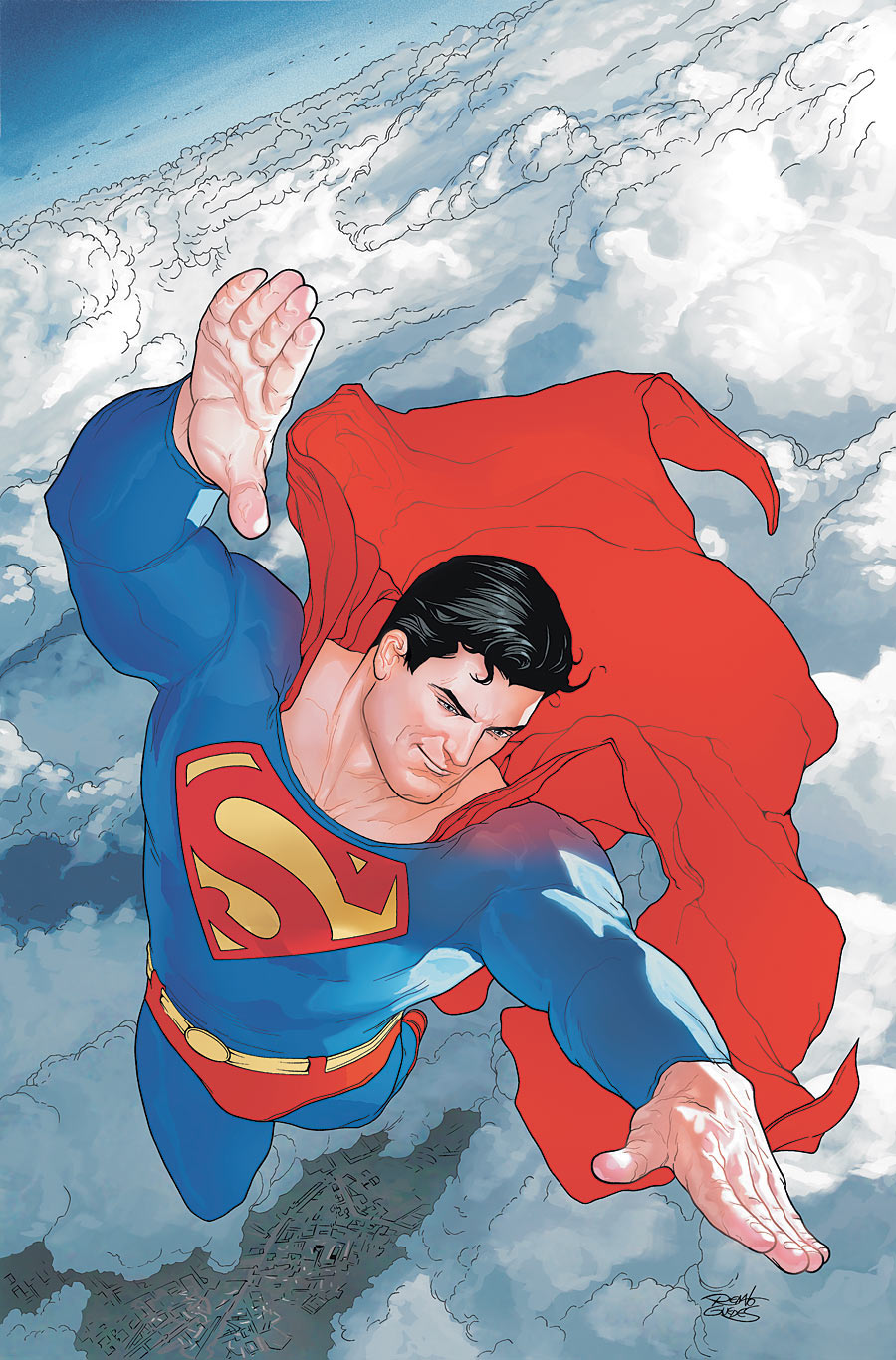 superman dc comics flying wiki wikia wonder action smallville comic database marvel covers alternate