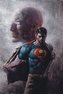 Superman's final encounter with Lex Luthor.