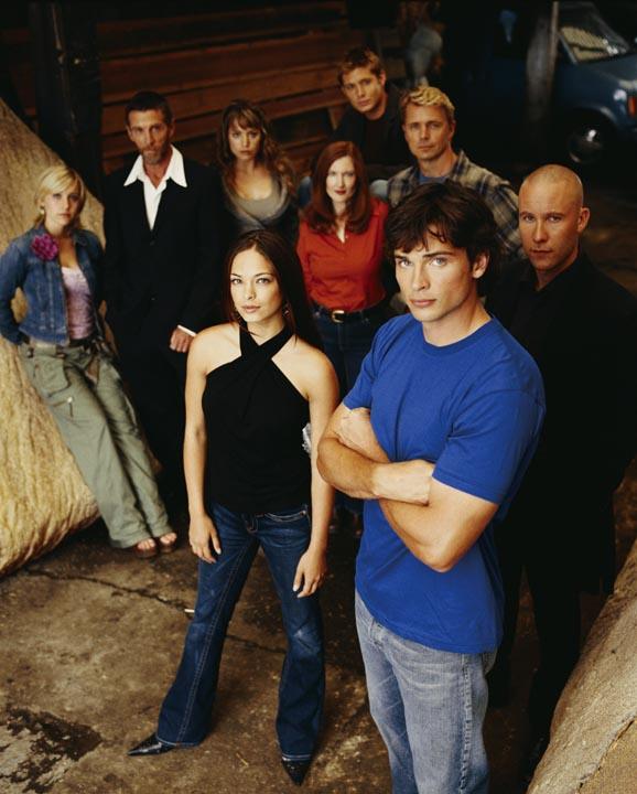 Smallville Season 4 Cast