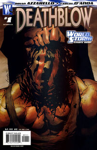 Deathblow Vol 2 1 cover