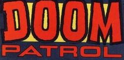 Doom Patrol (Volume 1) logo