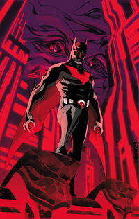 Batman Terry McGinnis 001