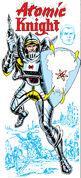 Atomic Knight 001