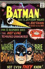 Batman 184