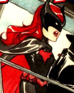 Batwoman Lil Gotham 001