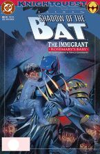 Shadow Of The Bat Vol 1 24
