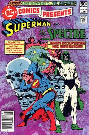 Cover for DC Comics Presents #29 (1981)