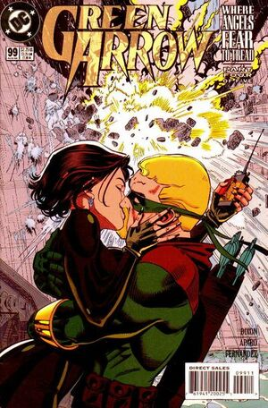 Cover for Green Arrow #99 (1995)