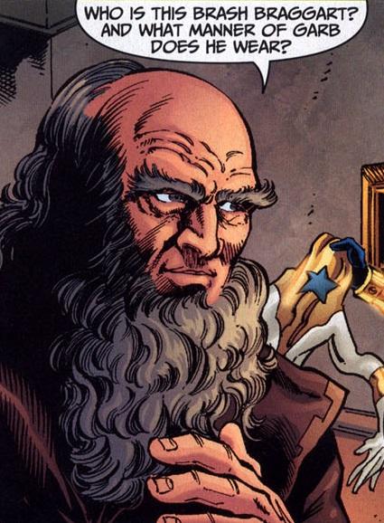 Leonardo da Vinci (New Earth)   DC Database   Fandom