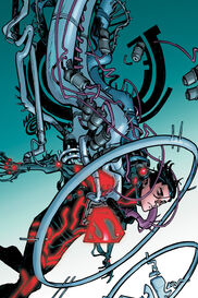 Superboy Vol 6 1 Textless