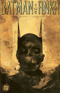 Batman The Ankh Vol 1 1