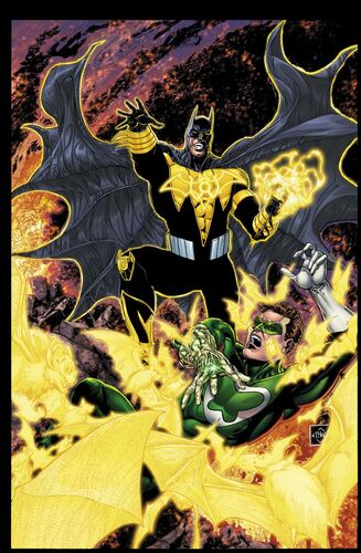 """Textless Variant A by <a href=""""/wiki/Ethan_Van_Sciver"""" title=""""Ethan Van Sciver"""">Van Sciver</a>"""