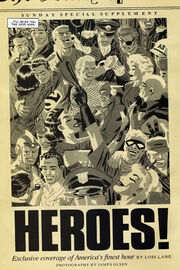 New Frontier Heroes