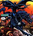 Batman Blue Grey Bat 003