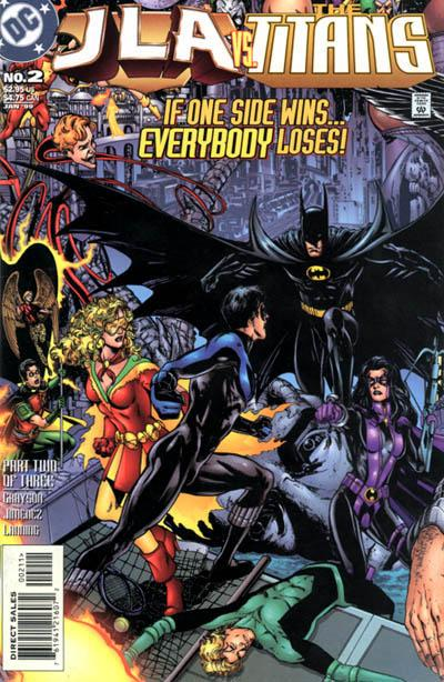 JLA/Titans Vol 1 2 | DC Database | Fandom powered by Wikia | 400 x 614 jpeg 70kB