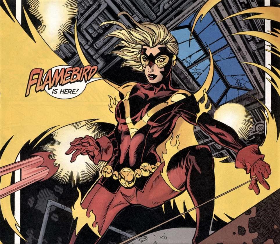 Flamebird 002