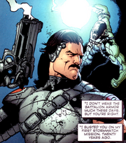 Dino Manolis (Earth-50) before