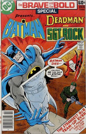 Cover for DC Special Series #8 (1977)