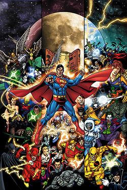 DC Universe Vol 1 0 Textless