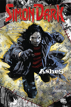 Cover for the Simon Dark: Ashes Trade Paperback